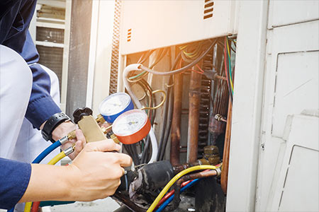 HVAC Testing and Balancing/Building Commissioning Service